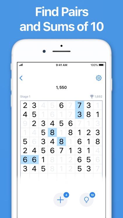 Number Match - Logic Puzzle