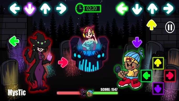 Boyfriend Battle Dance Game