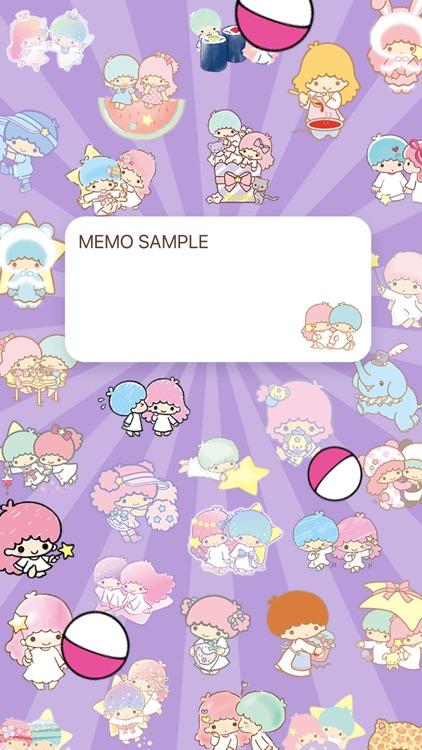 Notepad Sanrio characters screenshot-6