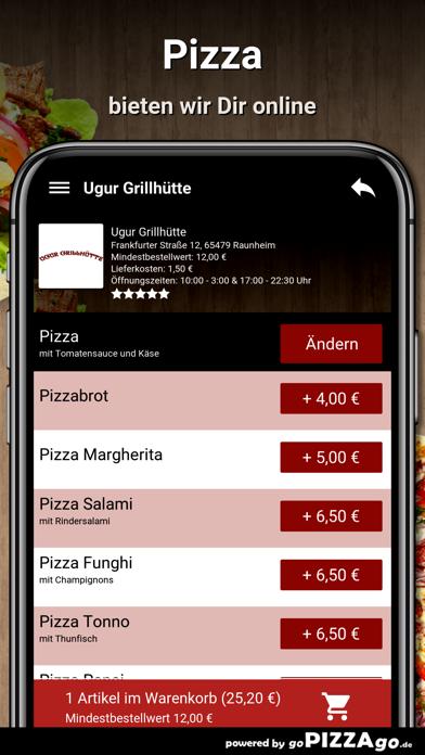 Ugur-Grillhütte Raunheim screenshot 5