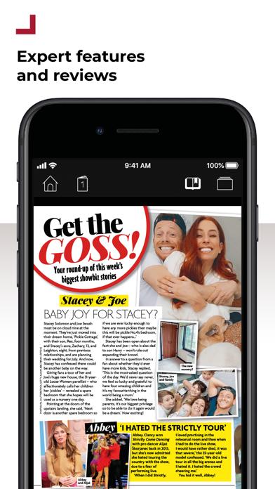 Woman's Own MagazineScreenshot of 3