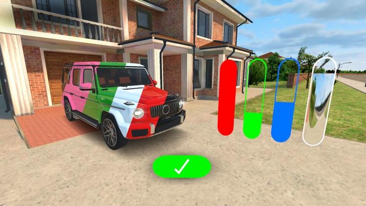 Racing in Car 2021 screenshot-5