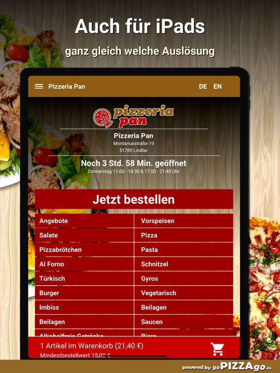 Pizzeria Pan Lindlar screenshot 7