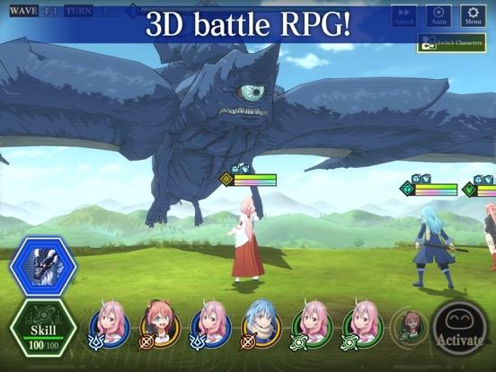 SLIME - ISEKAI Memories screenshot 12