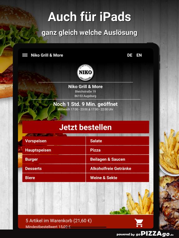 Niko Grill & More Augsburg screenshot 7