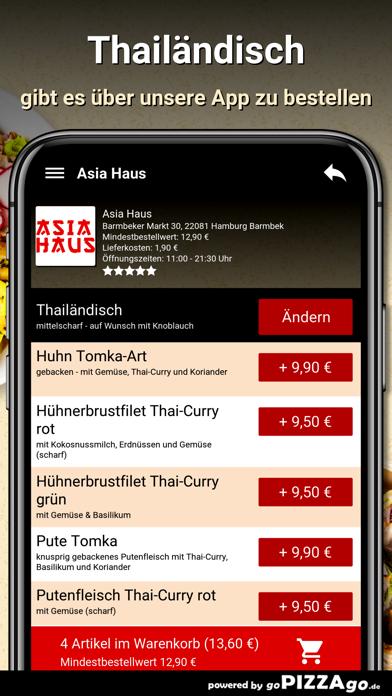 Asia Haus Hamburg Barmbek screenshot 6