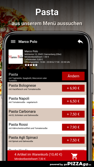 Marco Polo Dannenberg (Elbe) screenshot 5