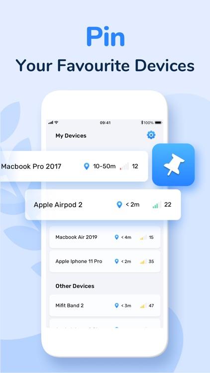 Air Tracker - Bluetooth Finder screenshot-5