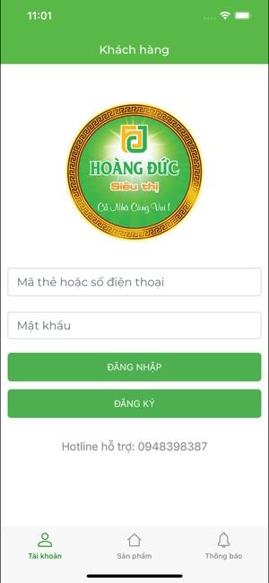 Hoang Duc Mart