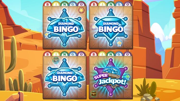 Bingo Showdown -> Bingo Games! screenshot-4