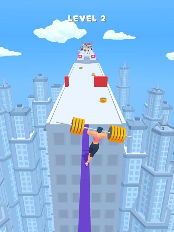 Weight Runner 3D screenshot 5