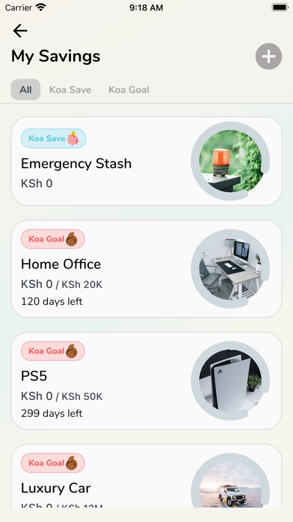 Koa screenshot-5