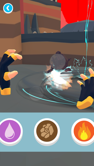 Magic Hands! screenshot 3