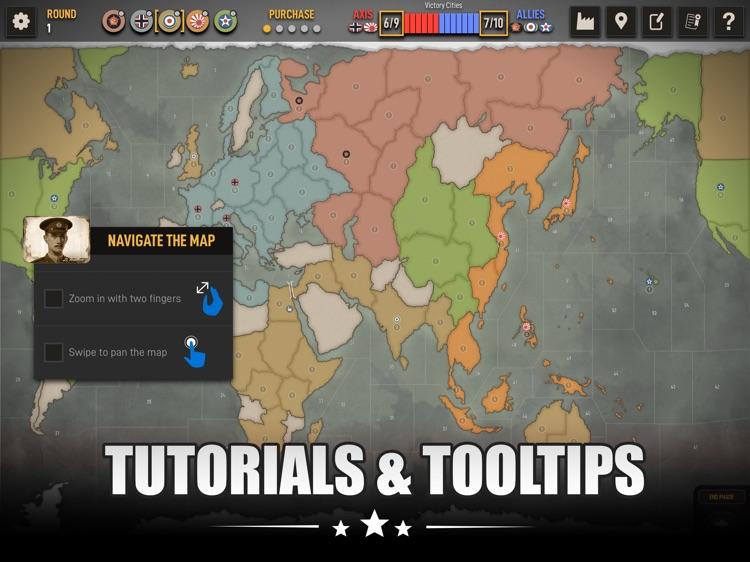 Axis & Allies 1942 Online screenshot-8