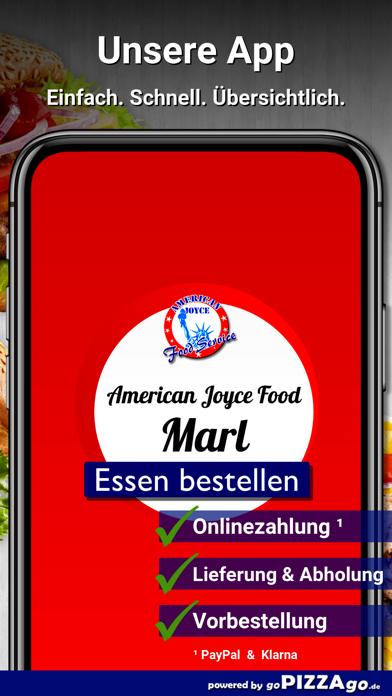 American Joyce Food Marl screenshot 2