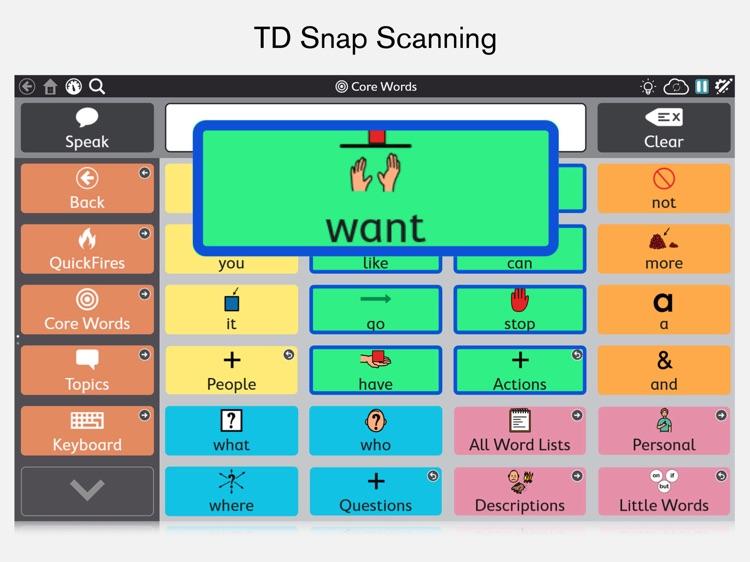 TD Snap AAC