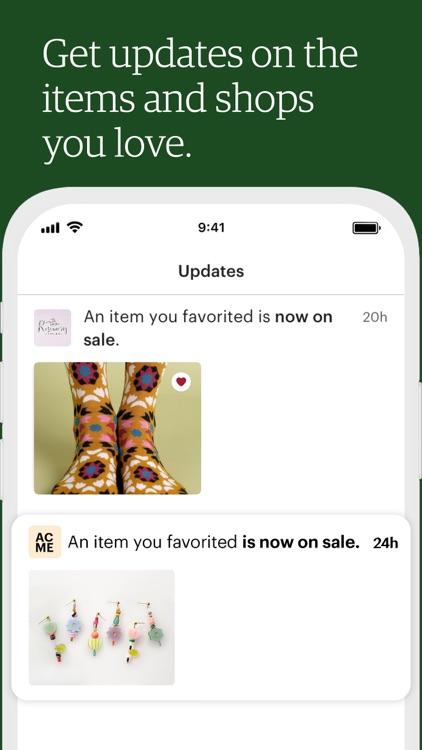Etsy: Custom & Creative Goods screenshot-6