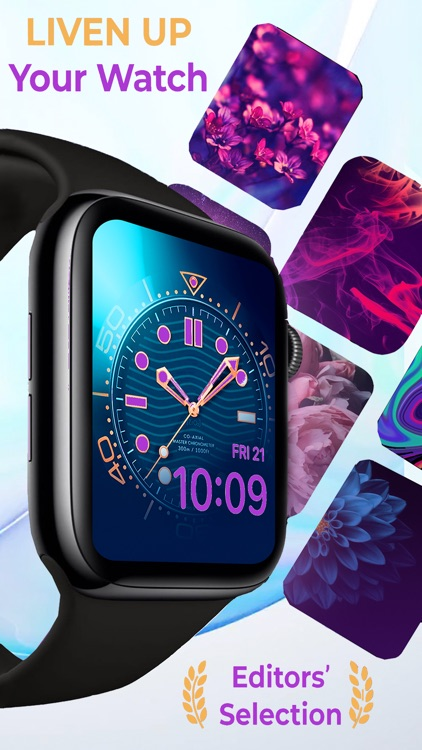 Watch Faces Gallery Collection