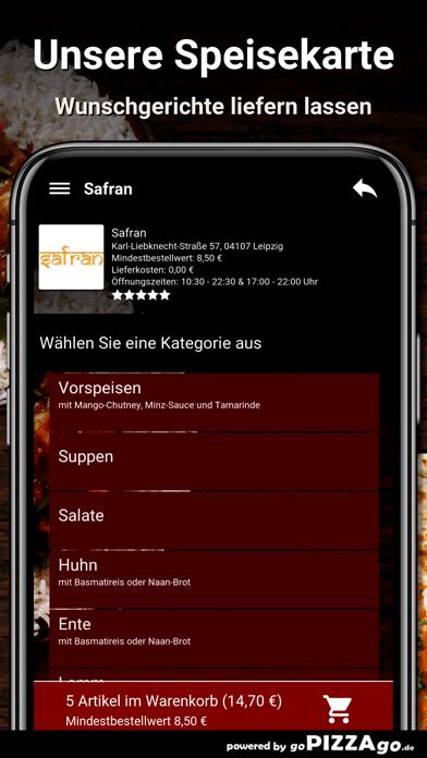 Safran Leipzig screenshot 4