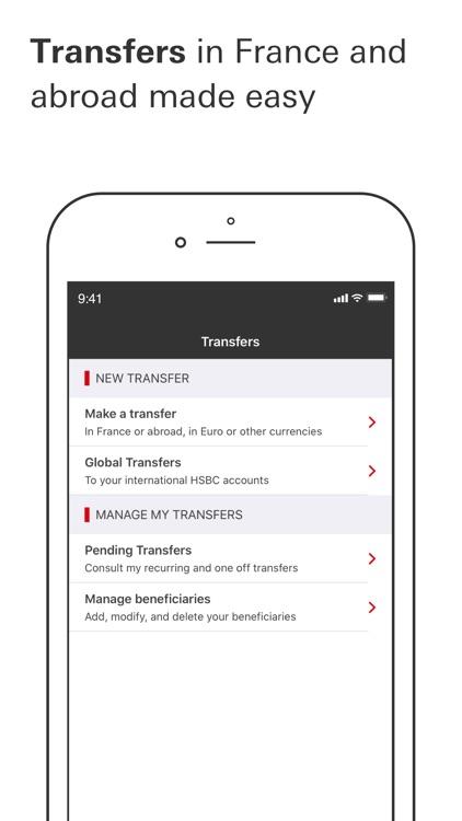 HSBC France screenshot-6