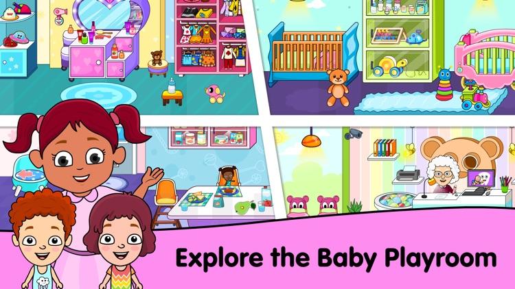 Tizi Town - My Daycare Games screenshot-0