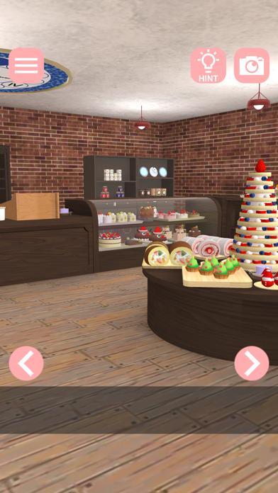 脱出ゲーム 幸せをとどけるケーキ屋さんのスクリーンショット4