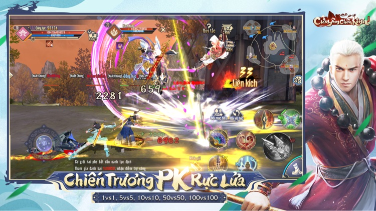 Cửu Âm Chân Kinh - GOSU screenshot-4