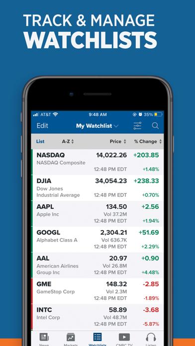 CNBC: Stock Market & Businessのおすすめ画像4