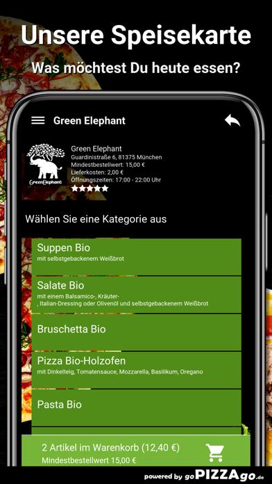 Green Elephant München screenshot 4