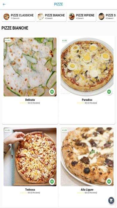 Full House Pizza screenshot 2
