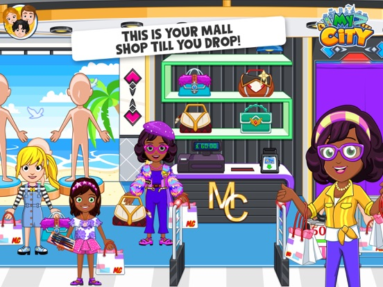 My City : Shopping Mall screenshot 6
