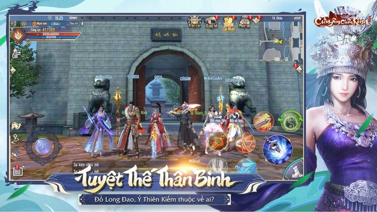 Cửu Âm Chân Kinh - GOSU screenshot-7