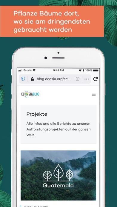 EcosiaScreenshot von 7