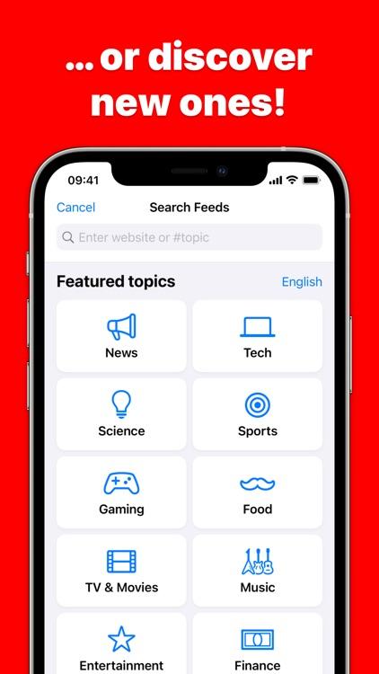 Headlines - News & Widgets screenshot-4