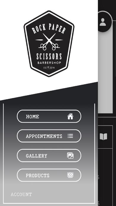 Rock Paper Scissors Barbershop