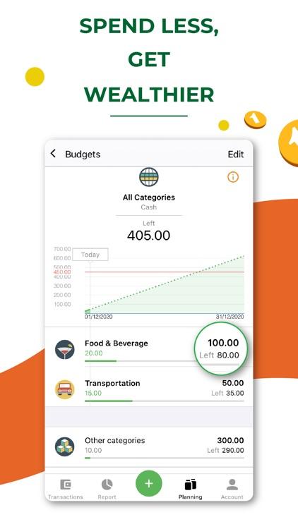 Money Lover: Expense Manager screenshot-4