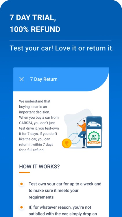 CARS24® – Sell & Buy Used Cars screenshot-7