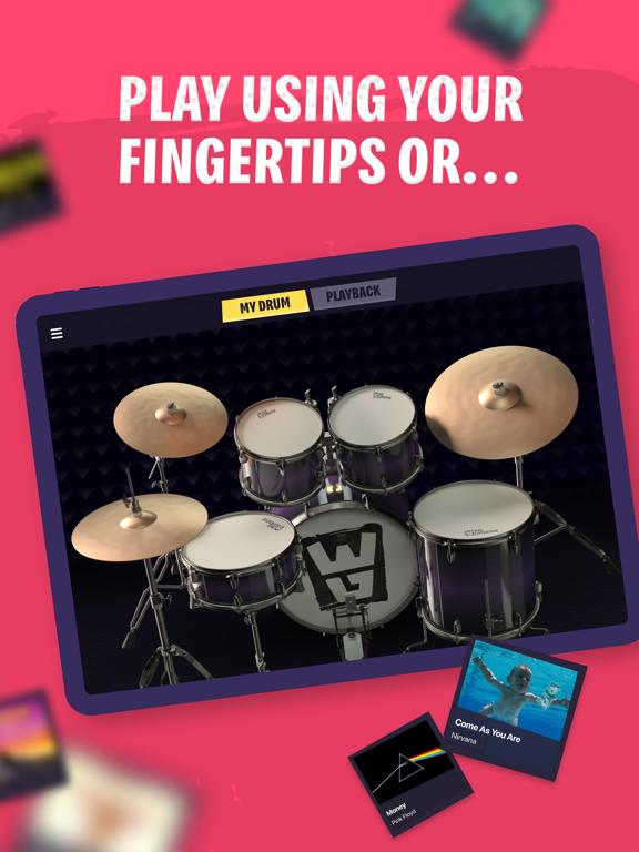 Drum is a game : WeGroove screenshot 15