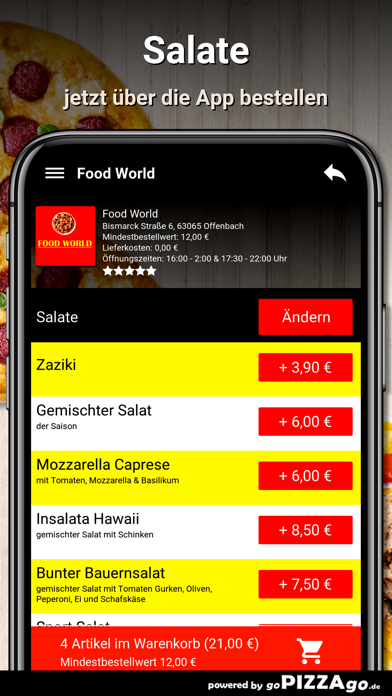Food World Offenbach screenshot 5