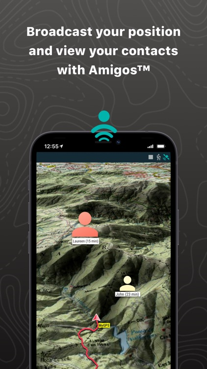 TwoNav Premium: Maps Routes screenshot-7