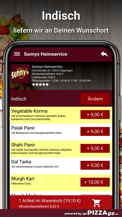 Sunnys Heimservice Göppingen screenshot 6