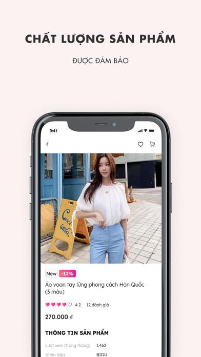 BIDU – FASHION & SHOPPING screenshot 4