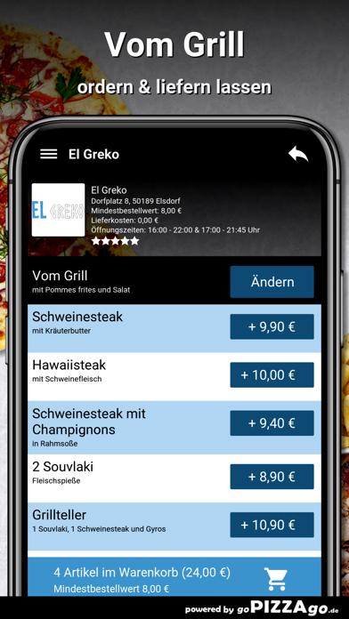 El Greko Elsdorf screenshot 6