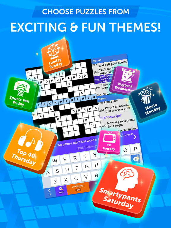 Crosswords With Friendsのおすすめ画像2