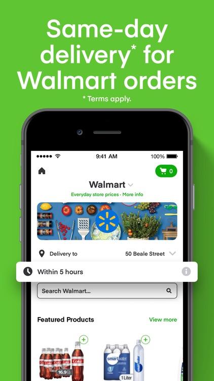 Instacart: Grocery deliveries screenshot-7