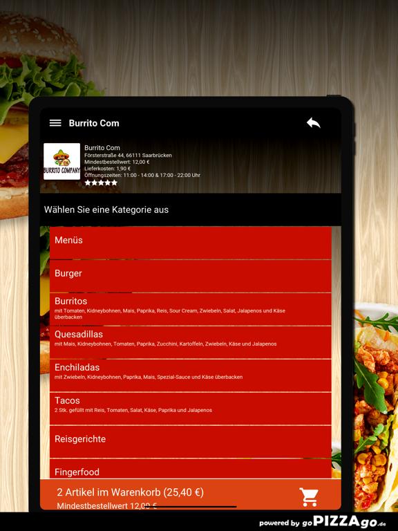 Burrito Com Saarbrücken screenshot 8