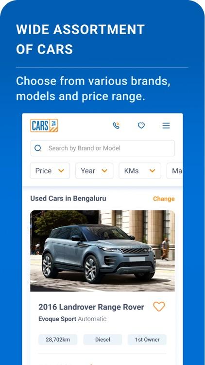 CARS24® – Sell & Buy Used Cars screenshot-6
