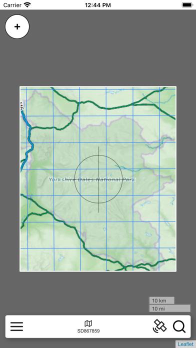 Yorkshire Dales Map Pro screenshot 1