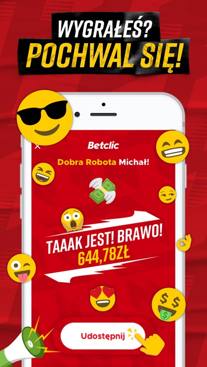 Betclic Zakłady Bukmacherskie screenshot-4