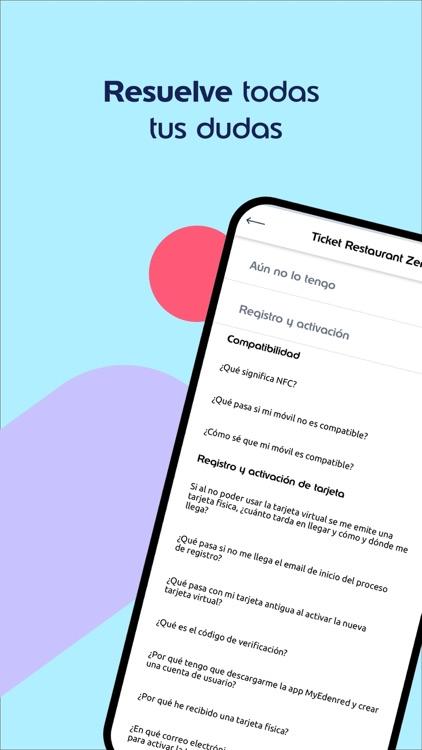 MyEdenred ES Ticket Restaurant screenshot-3